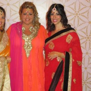 Dresses & Skirts - One traditional sari plus temple outfit